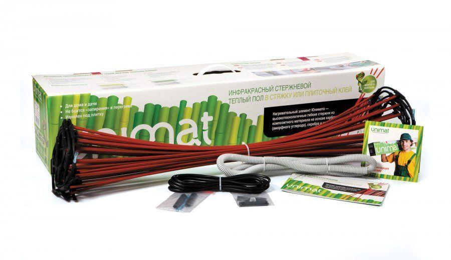 Нагревательный мат Caleo UNIMAT RAIL-0400