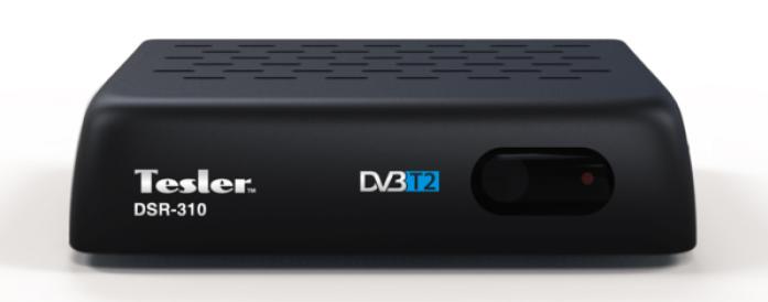 Ресивер DVB-T2 TESLER DSR-310