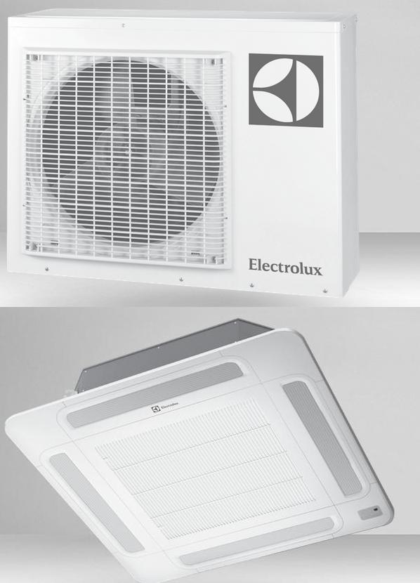 Кассетная сплит-система ELECTROLUX EACС-24H/DC/N3