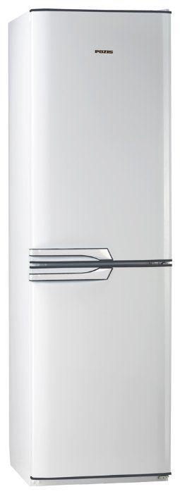 Холодильник POZIS RK FNF 172 W GF белый с графитовыми наклдами на ручках