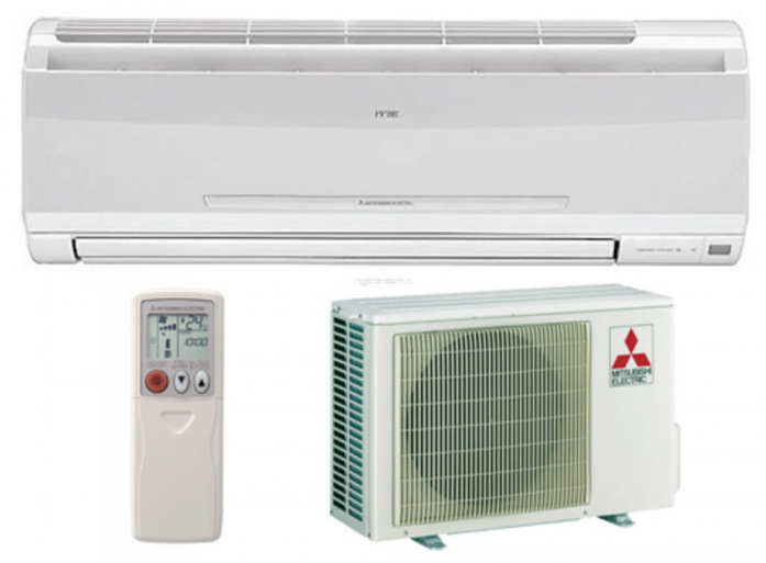 Сплит-система MITSUBISHI ELECTRIC MS-GF80 VB