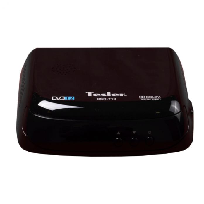 Ресивер DVB-T2 TESLER DSR-710
