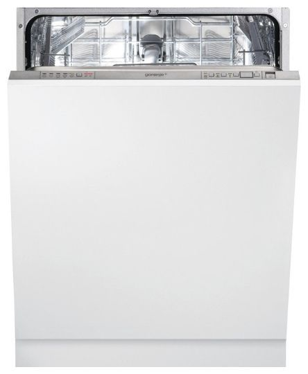 Посудомоечная машина встраиваемая полноразмерная Gorenje GDV630X