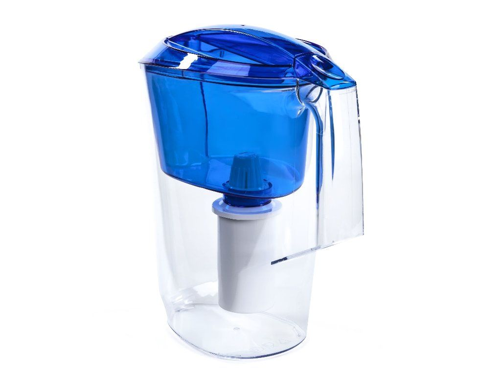 Фильтр-кувшин ГЕЙЗЕР дельфин синий (62035)