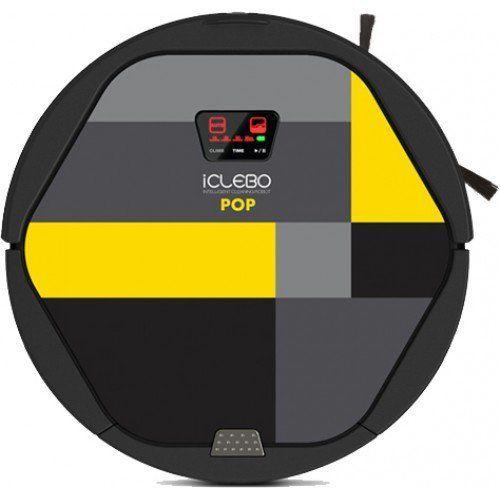 Пылесос-робот iClebo Pop Lemon YCR-M05-P2