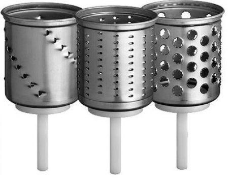 Ножи барабаны для овощерезки KITCHEN AID EMVSC