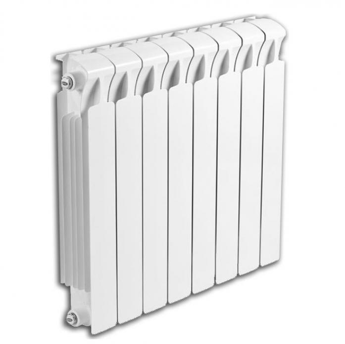 Радиатор отопления Rifar Monolit 500 9 секций