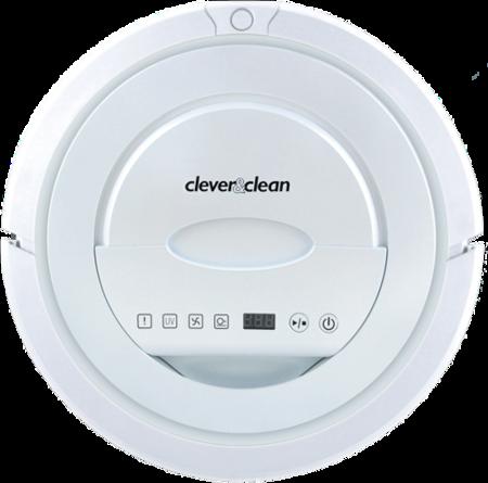 Робот пылесос Clever&clean V--series 001 White