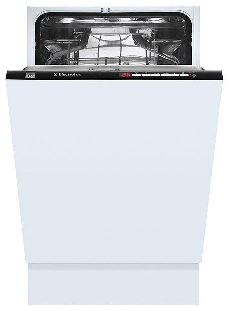 Посудомоечная машина встраиваемая узкая Electrolux ESL 46050