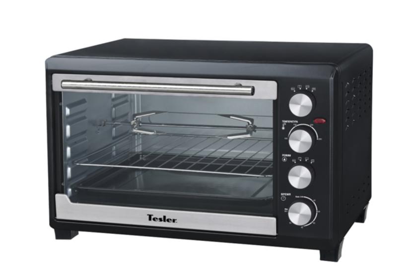 Мини-печь TESLER EOG-3800 BLACK