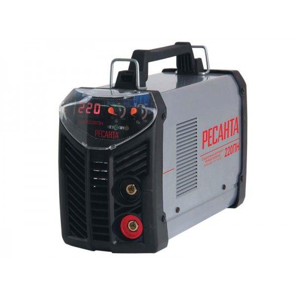 Инверторный сварочный аппарат Ресанта САИ 250 ПН