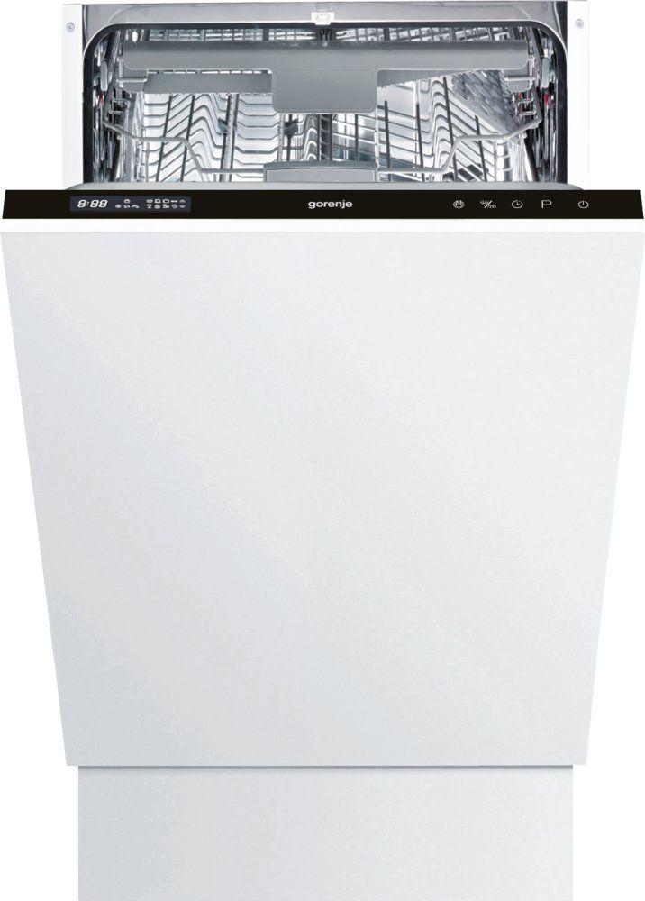 Инструкция посудомоечной машины gorenje gv 53230