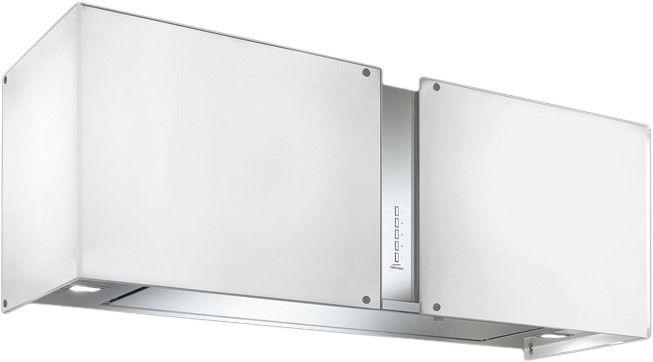 Вытяжка FALMEC MIRABILIA/LED IS.(Square) STEEL 67 (корпус без стекла