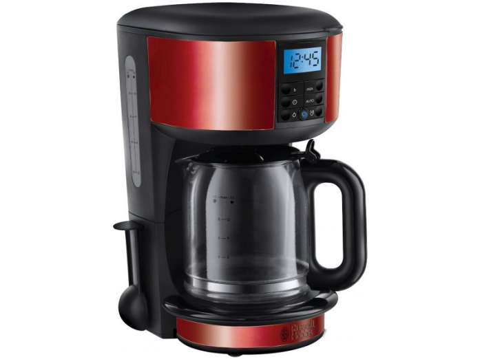 Кофеварка RUSSELL HOBBS 20682-56 legacy coffee red