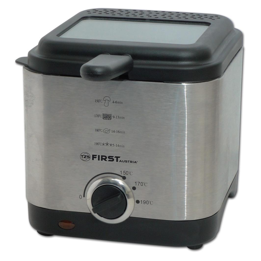 Фритюрница FIRST FA-5058-1Grey