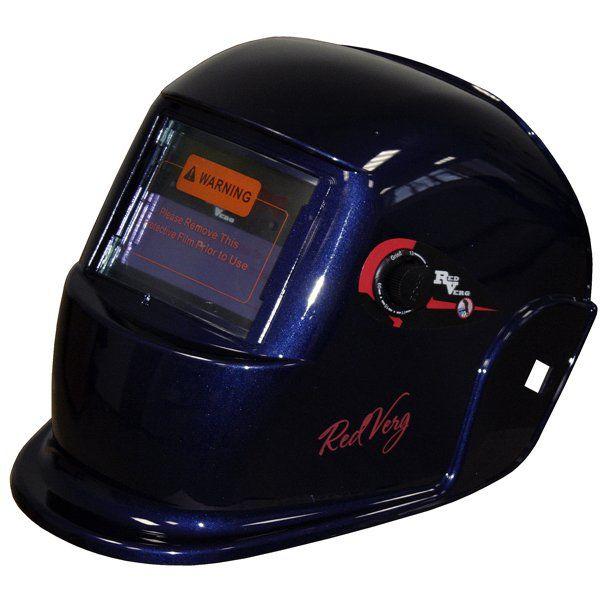 Маска сварщика хамелеон RedVerg RD-WM 605 (АСФ600G)