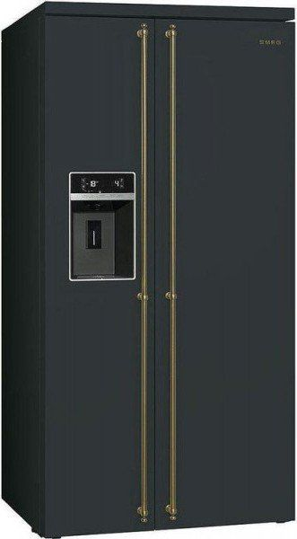Холодильник side-by-side SMEG sbs8004ao