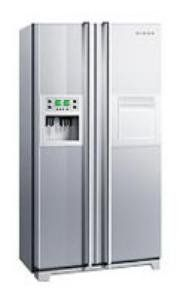 Samsung RS-21 KLAL холодильник side by side samsung rs552nrua1j