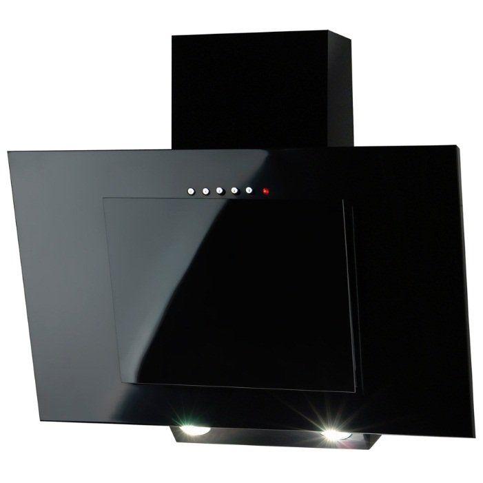 Вытяжка AKPO wk-4 nero eco 90 черное стекло