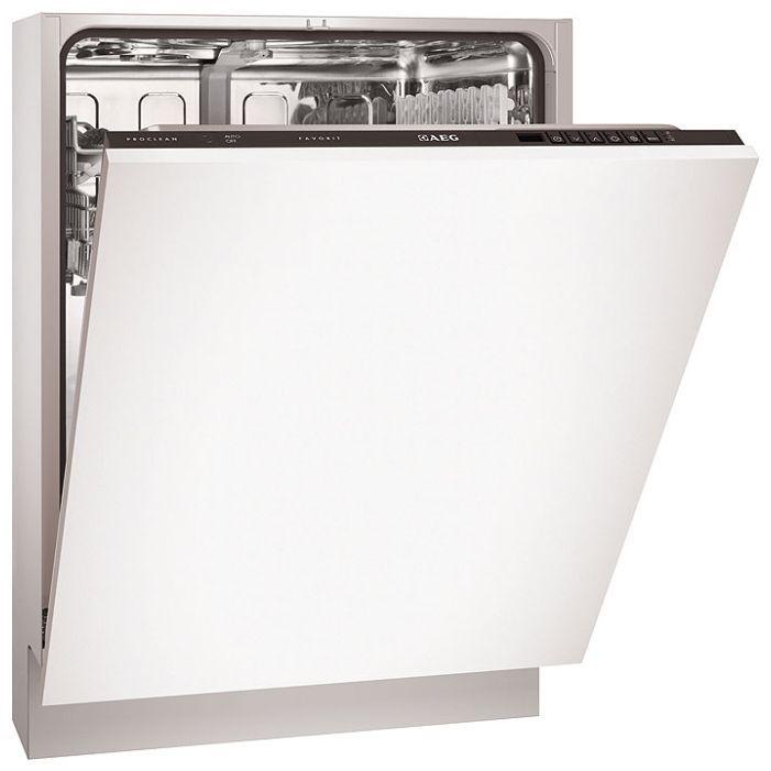 Посудомоечная машина встраиваемая полноразмерная AEG f 78001 vi