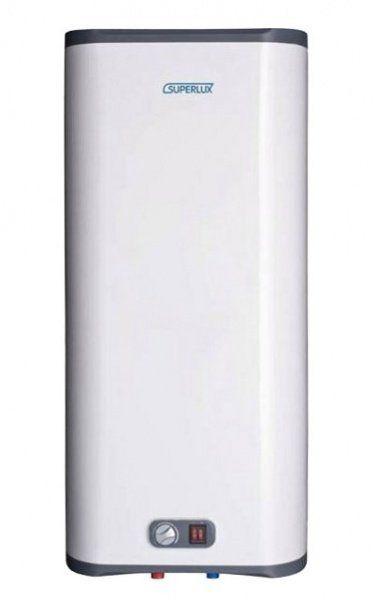 Накопительный водонагреватель SUPERLUX NTS FLAT 100 V PW
