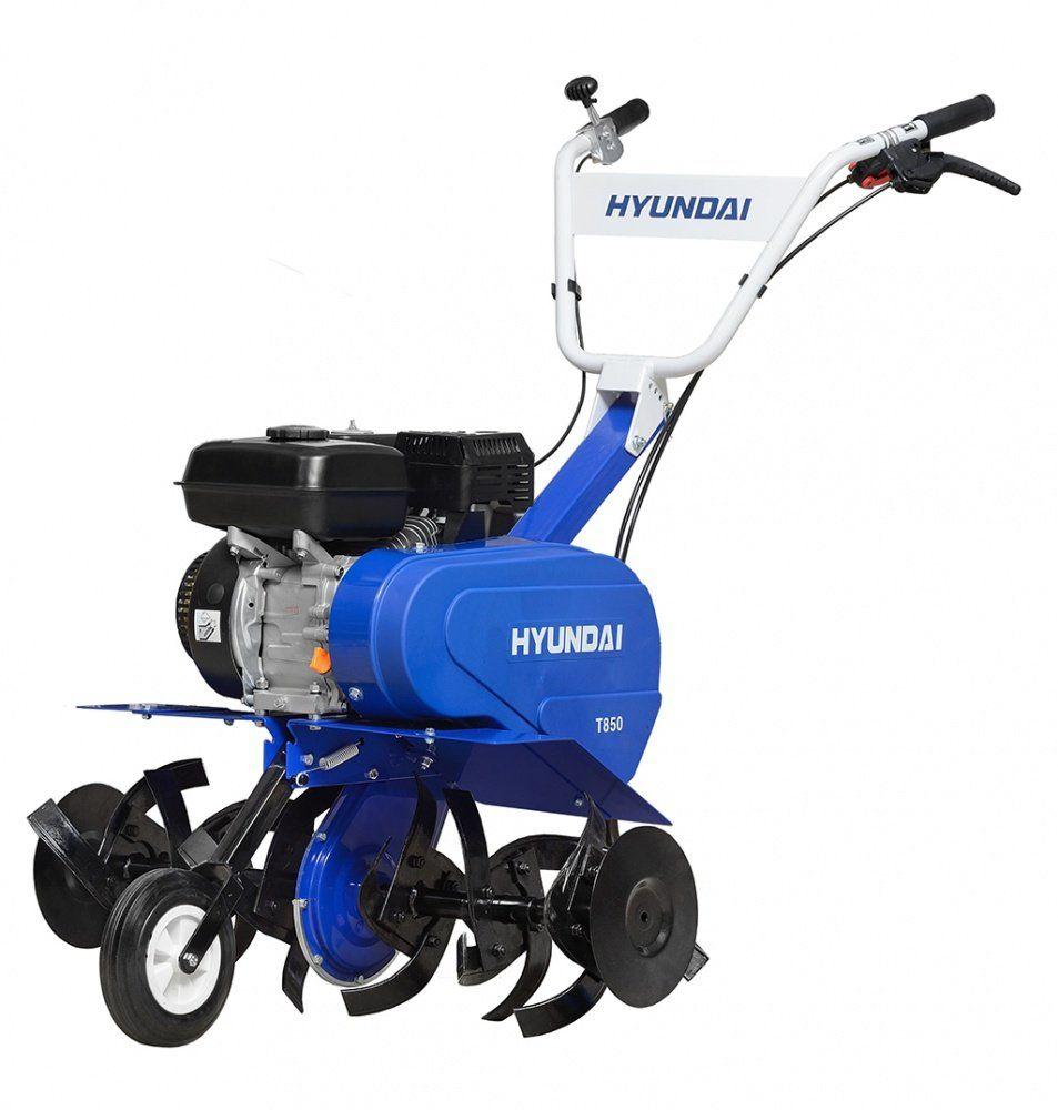 Мотокультиватор HYUNDAI т 850