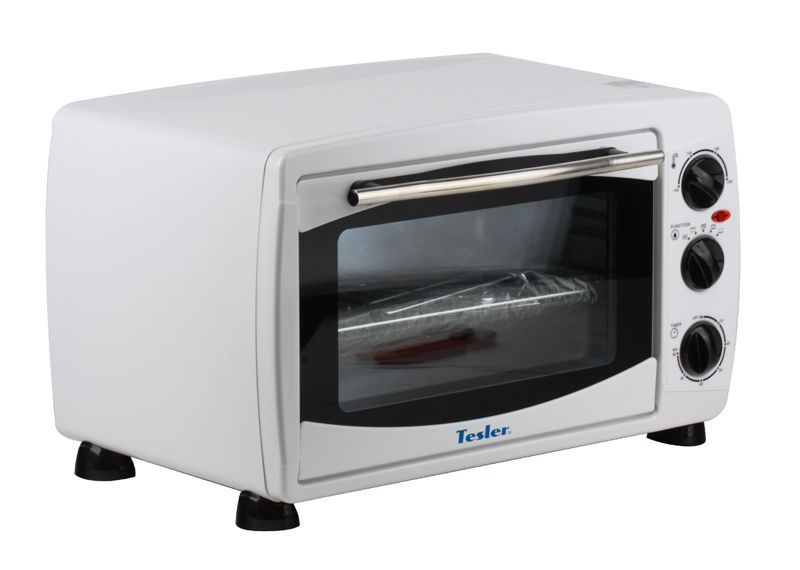 Мини-печь TESLER EOG-2300 WHITE