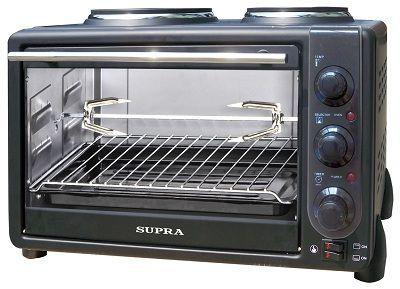 Духовка SUPRA mts-342 черная