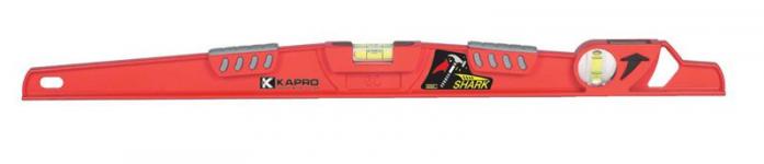 Ручной инструмент Kapro Shark 2гл. 500мм 920-10-50