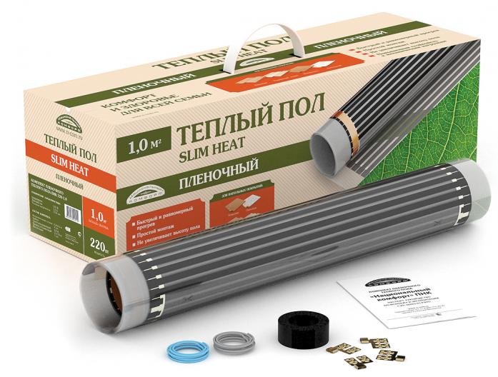 Теплый пол НАЦИОНАЛЬНЫЙ КОМФОРТ пнк - 220 - 440/0,5 - 2