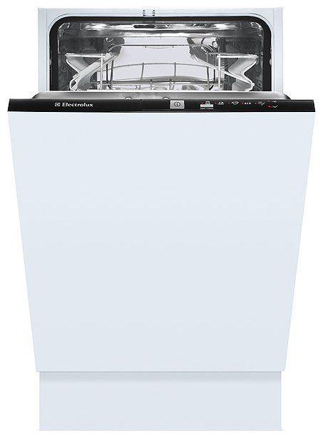 Посудомоечная машина встраиваемая узкая ELECTROLUX esl 43020