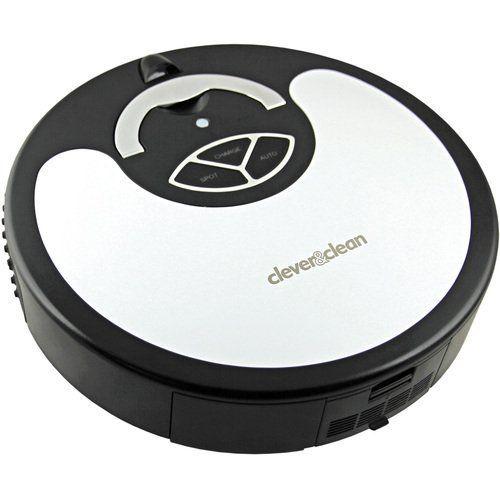 Робот пылесос Clever&clean Z--series Z10