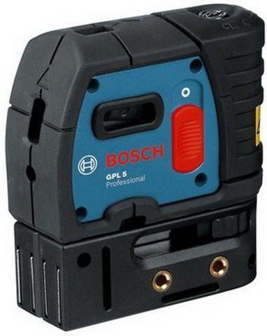 Точечный лазер, проецирующий 3 точки BOSCH gpl 3