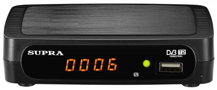 TV тюнер SUPRA SUPRA SDT-84