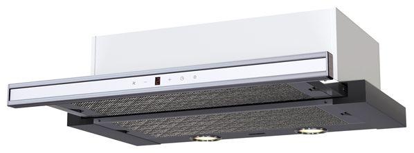 Вытяжка KRONASTEEL KAMILLA 600 inox 2M sensor