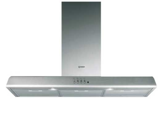 Вытяжка INDESIT hip 9 (ix)