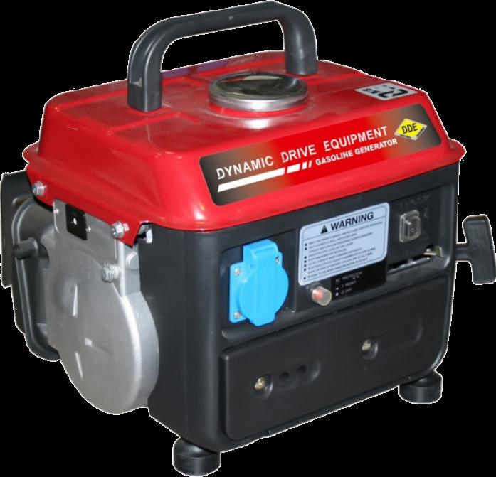 Генератор бензиновый DDE GG 950 DC