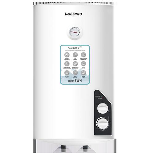 Накопительный водонагреватель NEOCLIMA EWH 80