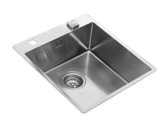 Кухонная мойка KUPPERSBUSCH ES 4500.0 Е