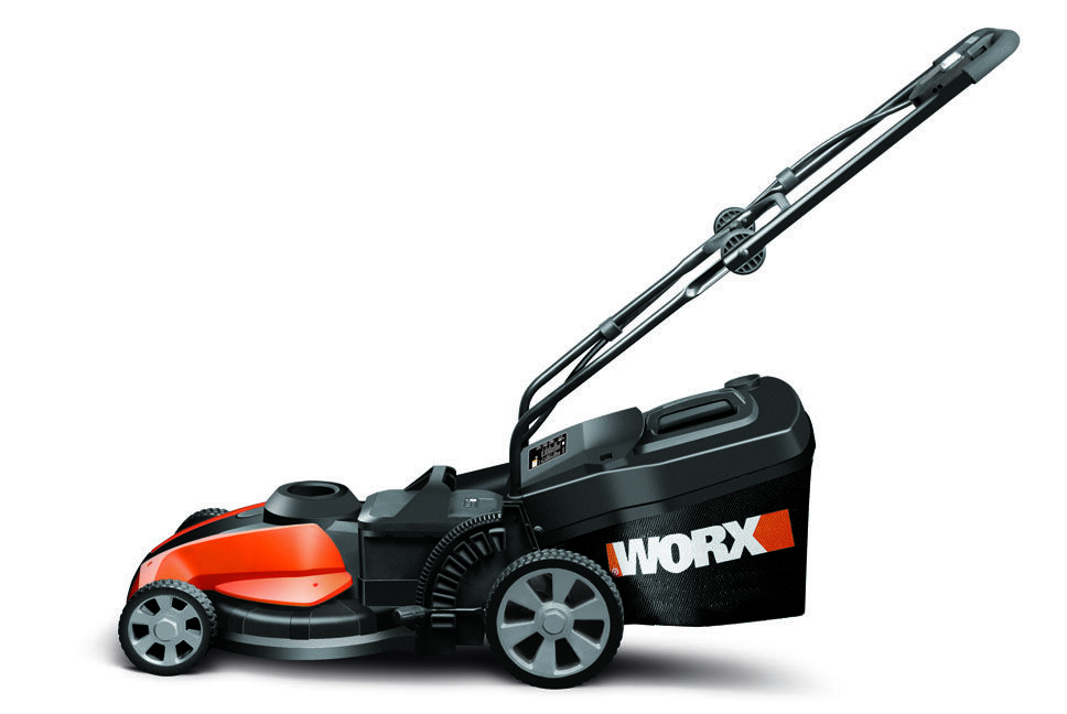 Газонокосилка аккумуляторная WORX WG785E