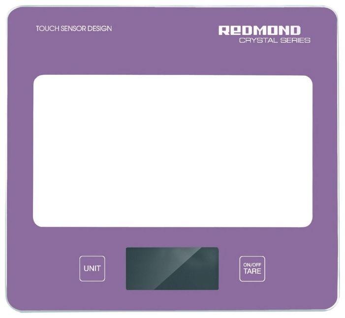 Весы кухонные REDMOND rs-724 розовые
