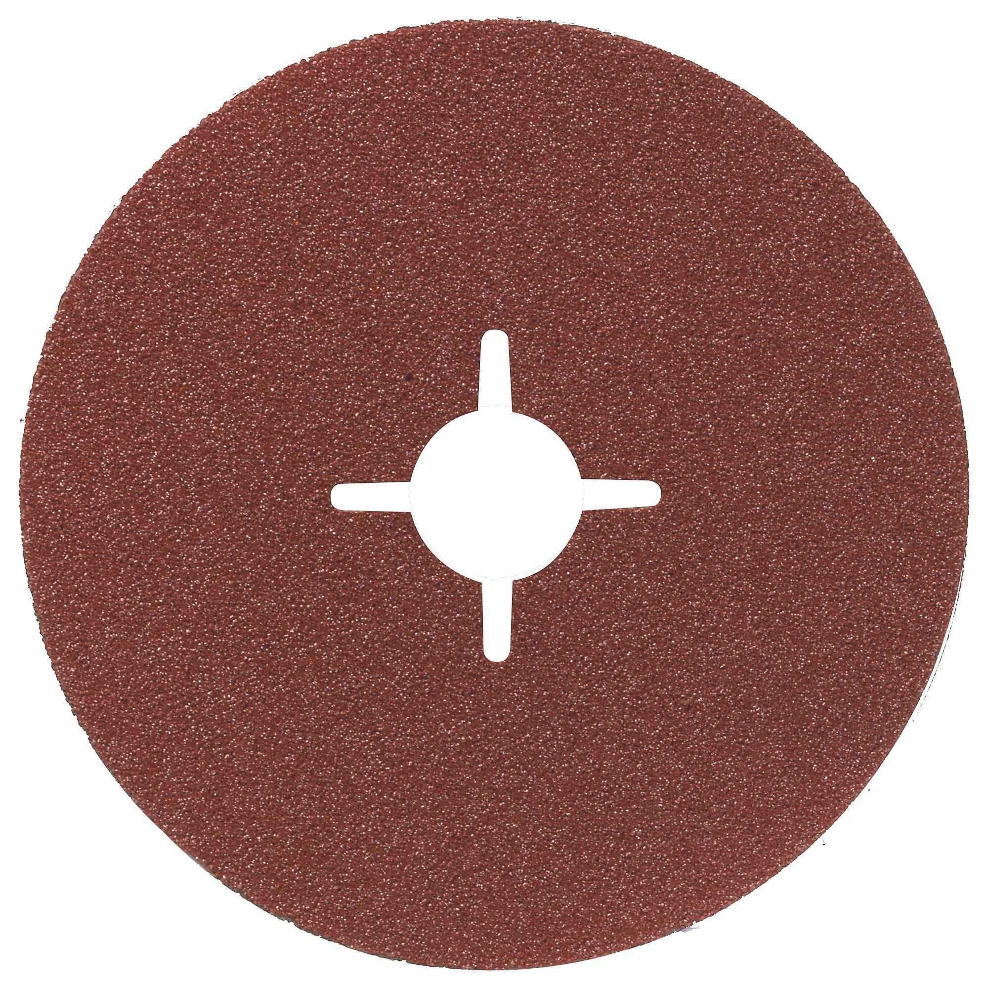 Фибровый круг BOSCH professional metal ф230 metal к 24