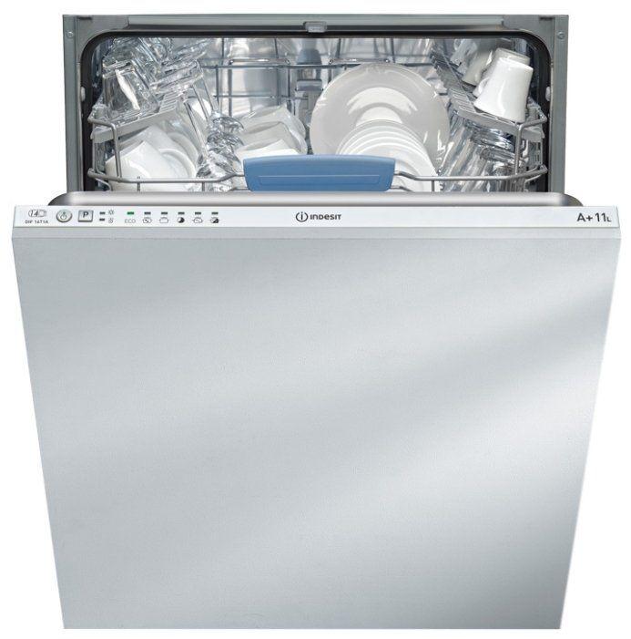 Посудомоечная машина Indesit DIF 16 T1 A EU