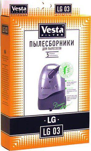 Для пылесоса VESTA FILTER lg 03