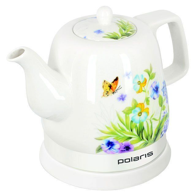 Чайник POLARIS pwk 1299ccr белый