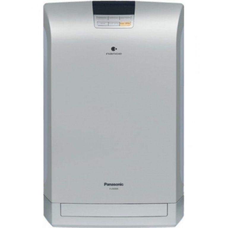 Воздухоочиститель-увлажнитель PANASONIC f-vxd50r-s серебристый