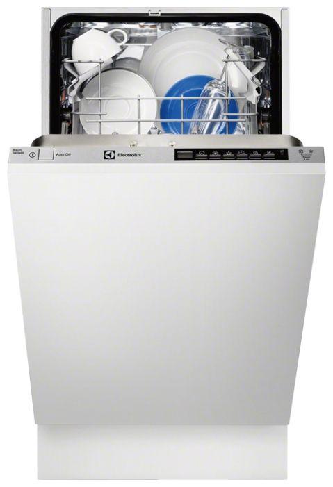 Посудомоечная машина встраиваемая узкая ELECTROLUX esl 4561 ro