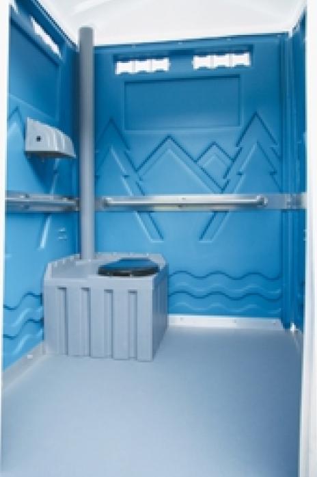 enhanced Туалетная кабина ENHANCED для ивалидовразобранная