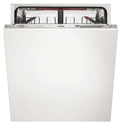 Посудомоечная машина встраиваемая полноразмерная AEG f 97860 vi1p