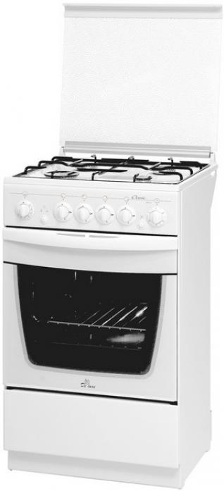 Газовая плита ELECTRONICSDELUXE 5040.33 гкрБ чр